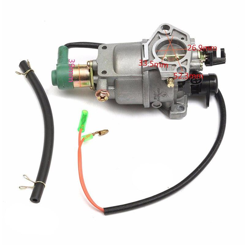 Carburador Carb Para Honda  GX240 8HP GX270 9HP GX340 11HP GX390 13HP Gerador!