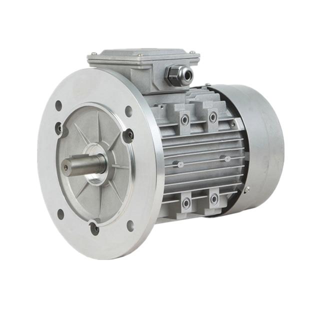 0.06kw-18.5kw الألومنيوم 50hz/60hz المحرك الكهربائي التيار المتناوب 100L1-4P 2.2 كيلو واط ثلاث مراحل