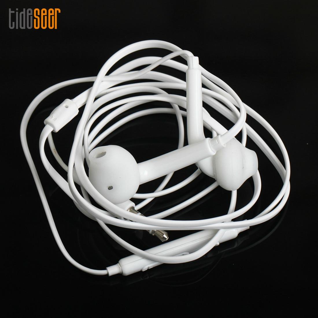 Fone de Ouvido com Fio Fones de Ouvido Estéreo com Microfone para Samsung Inteligente para Jogo de Vídeo Pces Jack In-ear Galaxy s6 Xiaomi Telefone 2000 3.5mm
