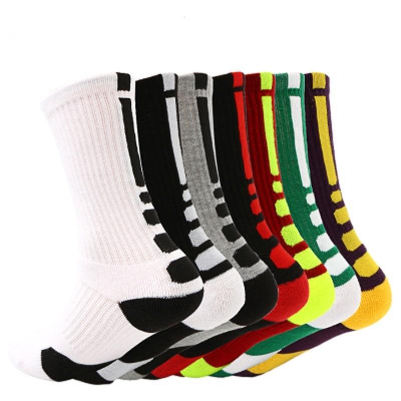 Мужские уличные баскетбольные носки UGUPGRAD UG, мужские велосипедные носки, толстые Нескользящие Компрессионные носки, футбольные носки, носки...