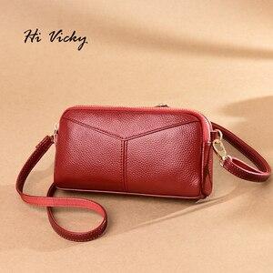 A Bag Famous Designer Brand Genuine Leather Lady Shoulder Bag Classic Fashion Luxury Female Messenger Bag Portable Square Bag