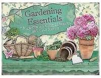 gardening essentials metal tin sign 8x12inch retro home kitchen cafe office wall decor
