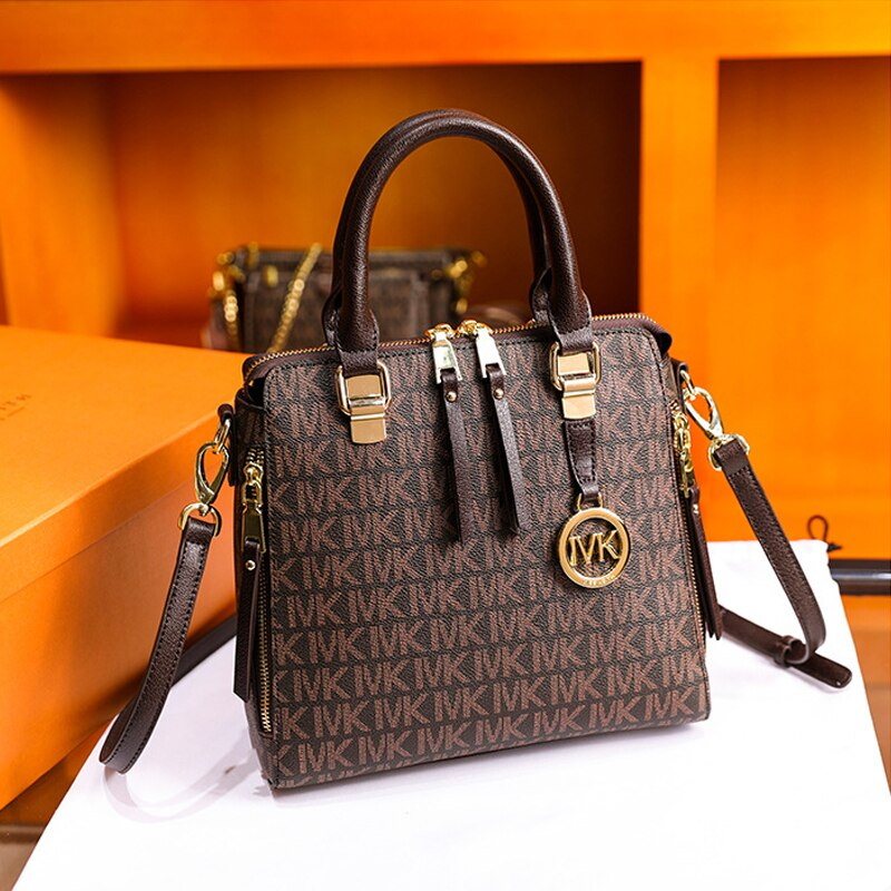 NEW Female Tote Bag Designers Luxury Handbags Printed Bucket simple Women Bag Famous Brand Shoulder Bag Ladies Leather Handbag