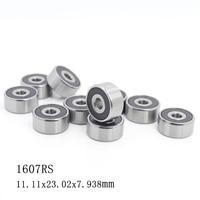 1607 2RS ABEC-1 10PCS 7/16\