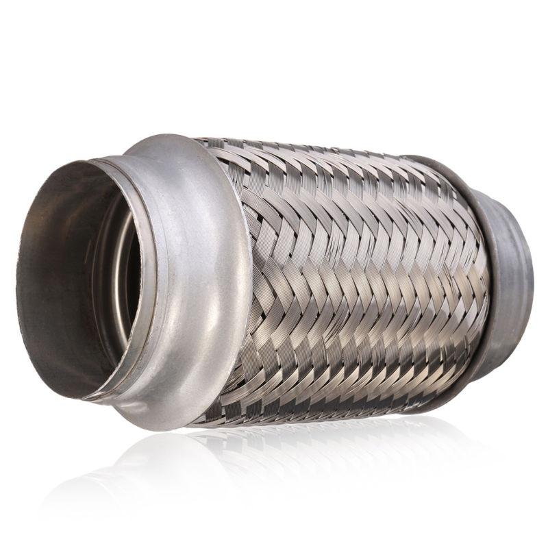 Tubo de escape de acero inoxidable junta Flexible piezas de coche seguro último