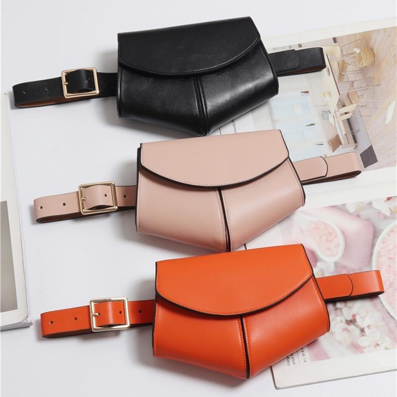 Snake pattern Fanny pack Fashion Women's Waist bag streetwear Chest bag Mini heart type Belt Waist pack