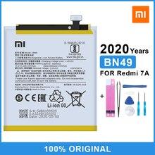Batterie dorigine XiaoMi BN49 pour Xiaomi Redmi 7A remplacement 4000mAh batterie de téléphone haute capacité
