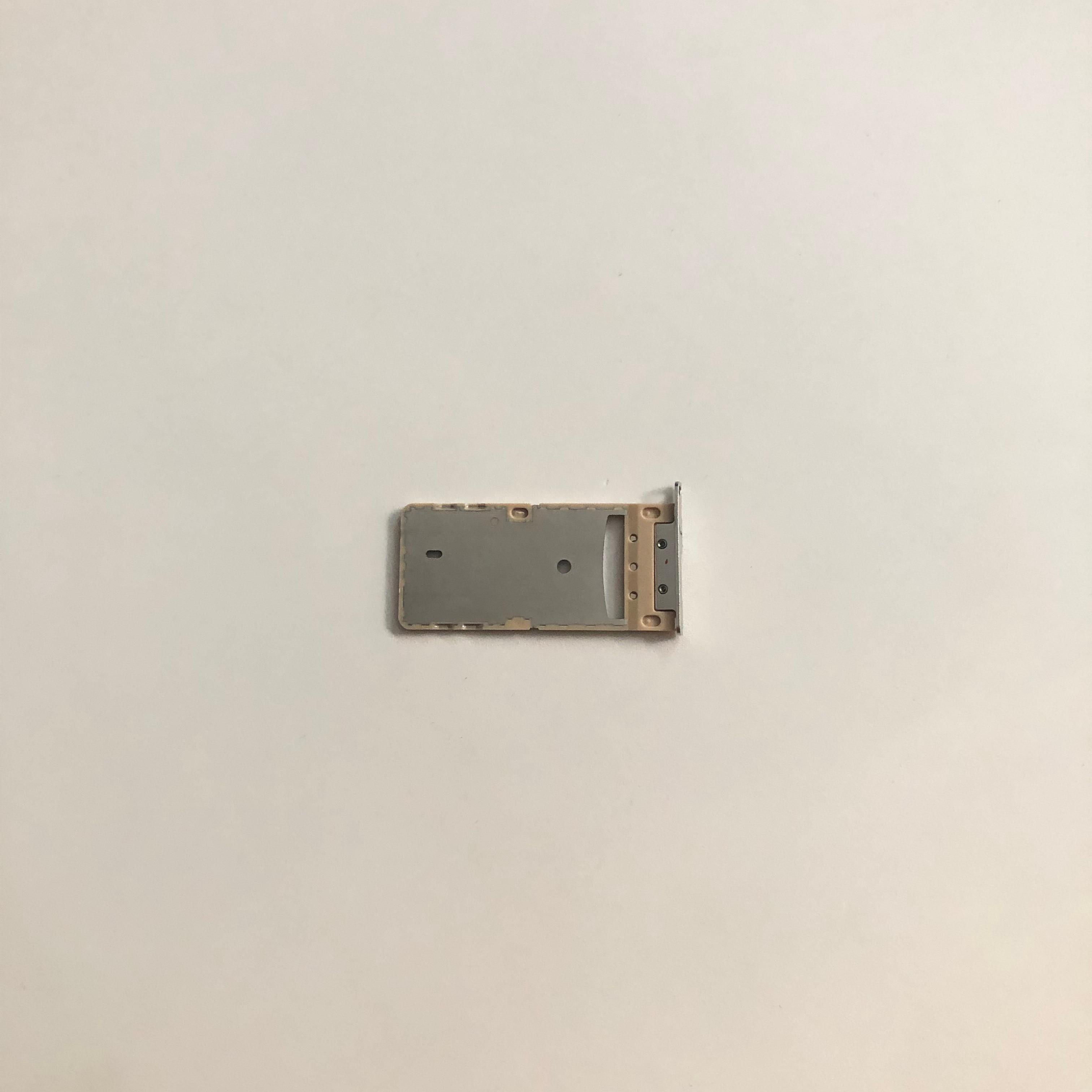 Original Used Sim Card Holder Tray Card Slot For Blackview BV9000 Pro MTK6757CD 5.7