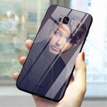 James Arthur Singer Phone Cover for Samsung Galaxy S9 Case S7 Edge S8 S9 Plus S10 A70 A60 M40 A50 A40 A20 A30 A10 Glass
