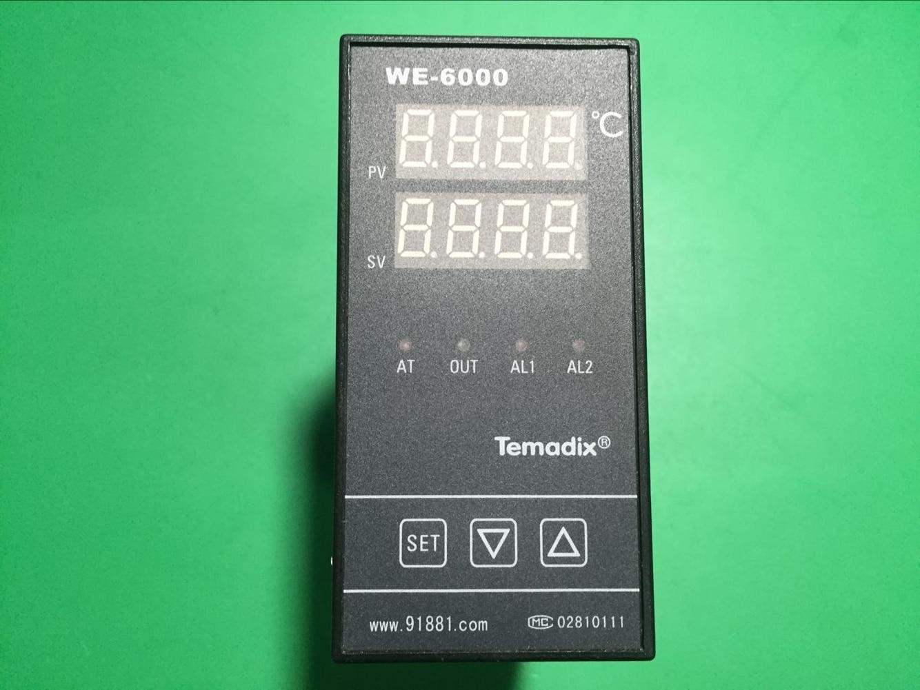 Temadix يوياو مقياس الحرارة مصنع WE-6002 5012 5411 شحن مجاني بقعة WE-5000 0-200 درجة