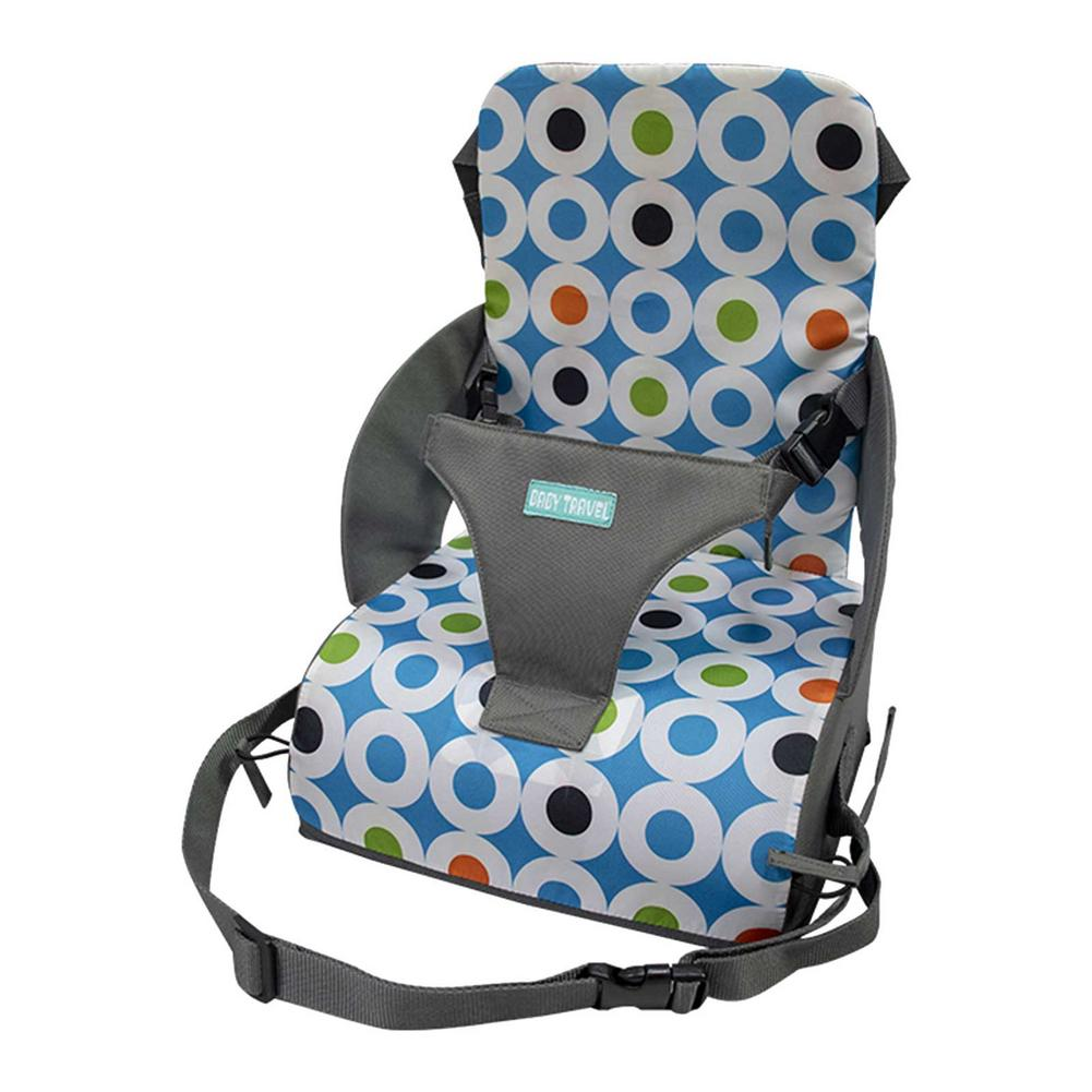 Baby Booster Seat Cushion Children Increased Chair Pad Anti-Skid Waterproof Baby Dining Cushion Adjustable Chair Cushion