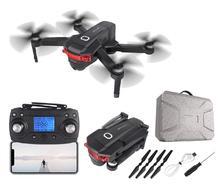 LeadingStar X46G GPS portátil 5G WiFi FPV con 4K, cámaras duales, Dron RC sin escobillas