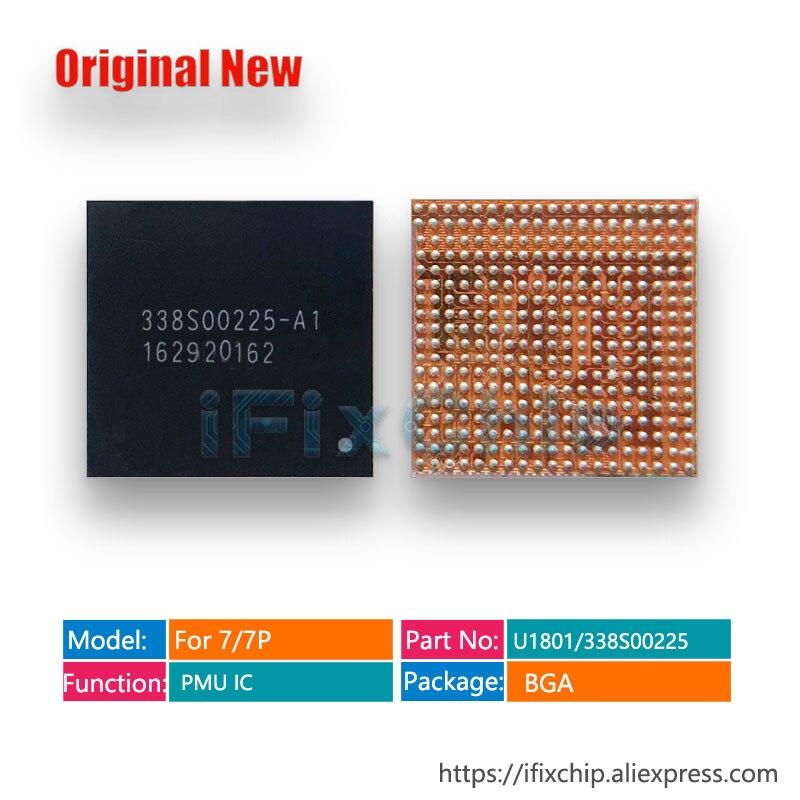 1pcs-20 pçs/lote U1801/338S00225 PMU para iPhone 7/7plus Principal Big Power Management CIMP IC Fix Nenhum Poder
