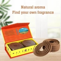 tibet incense coil tibetan herbs medicine aromatherapy living room spritual cleaning meditation ancient handmade techniques