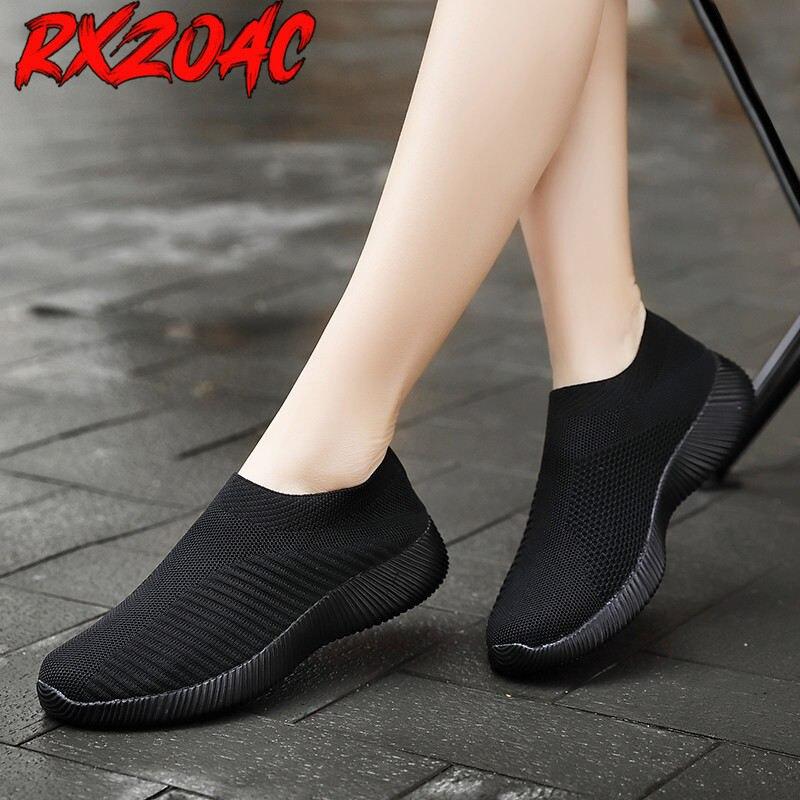 Zapatillas de deporte ligeras y suaves para mujer, zapatos deportivos de talla...