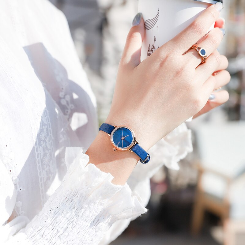 Big Sale 3D Design Teenager Trendy Watches Young Women Leather Strap Clock Lovely Lady Quartz Hour Girl Luxury Gift Top Time Hot enlarge