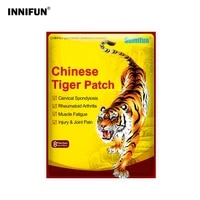 red tiger balm medical patches pain relief warmer backache herbs plaster hot antistress orthopedic sticker chinese sumifun body