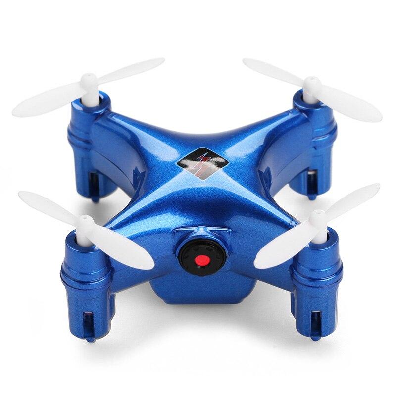 WLtoys Q343 Mini WIFI FPV con 0.3MP Cámara Modo para mantener la altitud 2,4G 4CH 6-A y AXIS RC Drone Quadcopter azul verde del FQ7777 FQ11