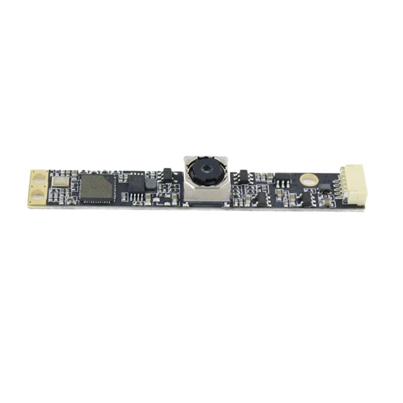 8MP USB Kamera Modul 77 Grad Weitwinkel IMX179 15FPS 3264X2448 Auto Fokus für PC Laptop