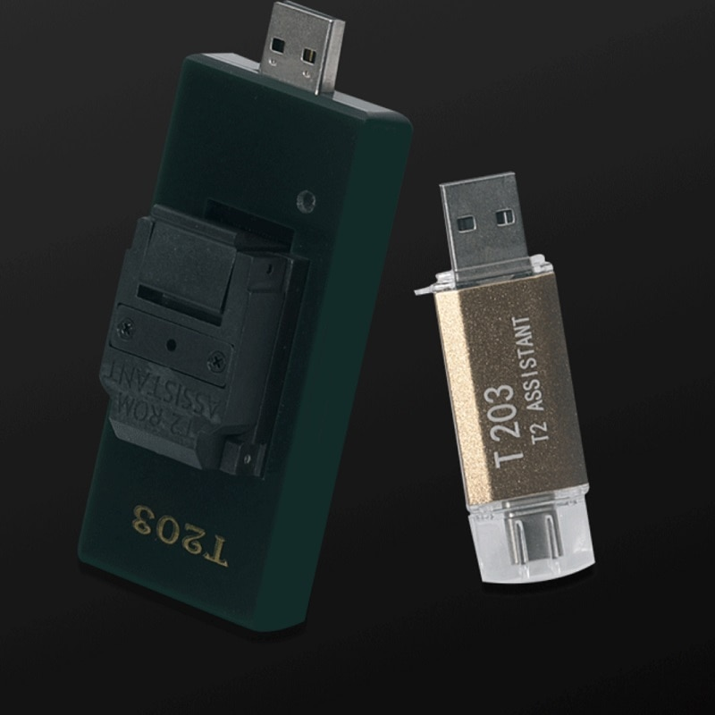 MasterXu T203 T2 ROM مساعد فتح أداة إصلاح لماك بوك iCloud قفل نموذج A2159 A2179 A2251 A2289