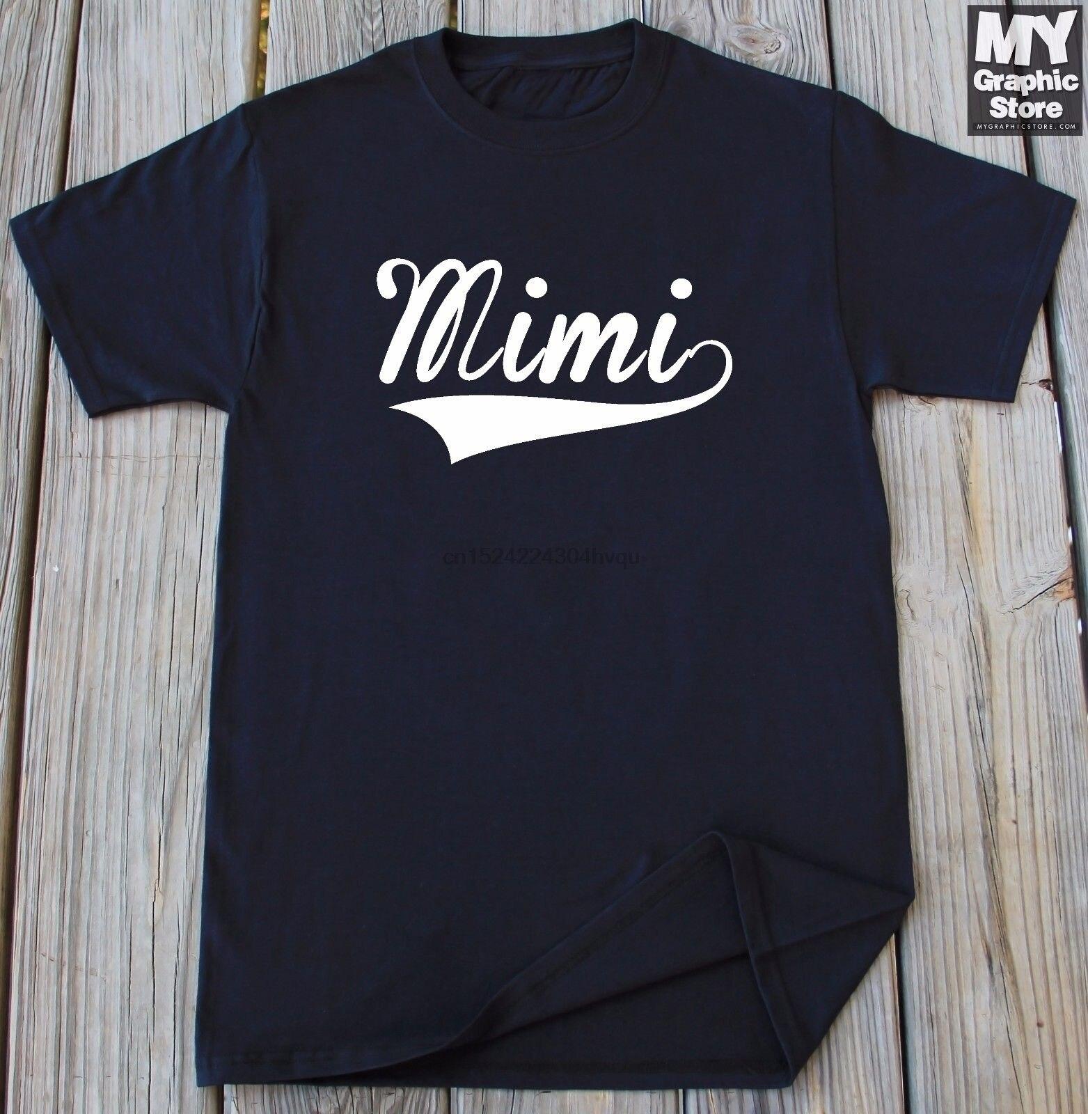 Camiseta Mimi Día de las madres regalos nueva abuela camiseta Mimi