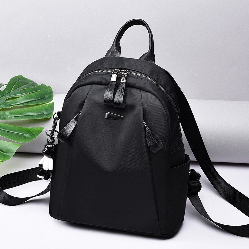 New Women 's Bag Backpack Korean Version Leisure College Style Student Versatile Schoolbag 2020 Popu