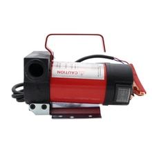 12V 24V 220V Dc Elektrische Diesel Pomp Kerosine Brandstof Overdracht Pomp