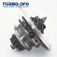turbo charger cartridge 452239 452239 5009s 452239 5008s for land rover defender discovery ii 2 5 tdi 90102kw turbine core chra