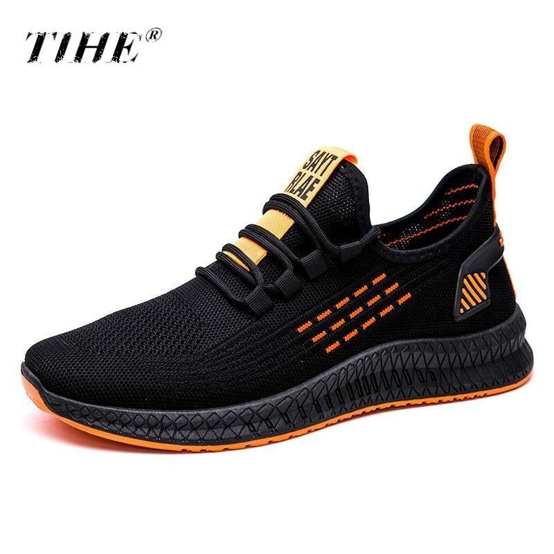 2020 baskets de plein Air hommes chaussures de Tennis Air Mesh hommes formateurs léger gymnase Sport chaussures hommes chaussures de Sport Tenis Masculino