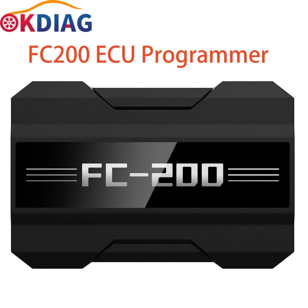 Программатор блока управления CG FC200, полная версия, поддержка 4200 ЭБУ и 3 режима работы, обновление AT200