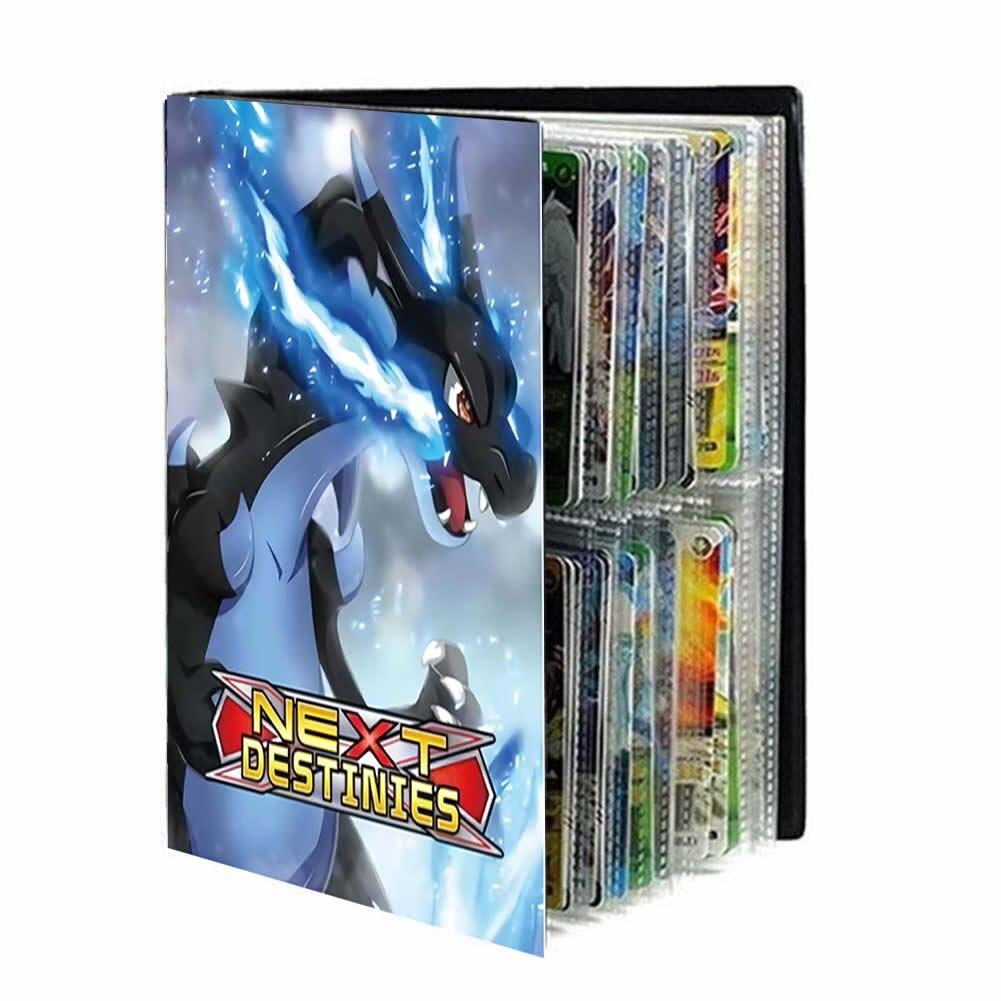 240-шт-Покемон-держатель-Альбом-игрушки-pokemones-тренер-коллекции-карты-карта-книга-связующего-папка-Топ-загруженный-список-игрушки-подарок-для