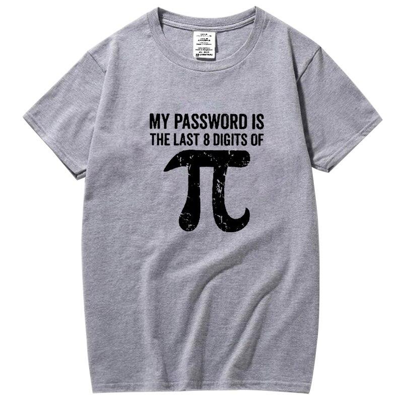 XIN YI Men's T-shirt Top Quality 100% Cotton Math equations print  funny men t shirt casual short sleeve Fashion cool Tshirt for xin yi men s t shirt100