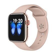 F18 Smart Watch Men Series 5 Full Touch IP67 Waterproof Fitness Tracker Bracelet Band Heart Rate Monitor Smartwatch VS W68 W75