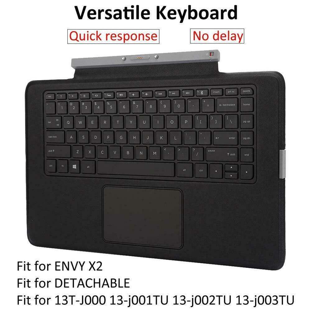 FOR HP Envy X2 13 J 13 T Keyboard Backlit 796693-001 777239-001 US Brown