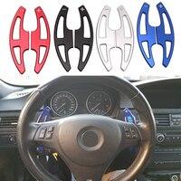 Metal Car Steering Wheel Paddle Extend Shifter Replacement For BMW 3 Series E90 E92 E93 M3 E70 E71 X5M X6M