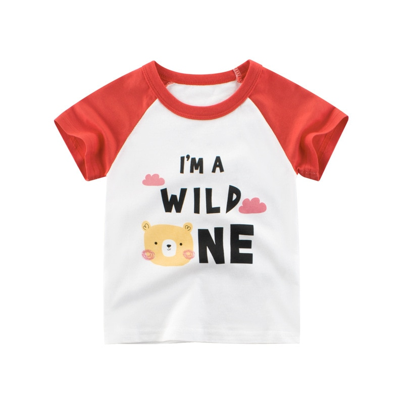 Футболки для девочек, футболка с рисунком, хлопковая детская футболка, Детские топы для мальчиков, футболки для малышей, одежда для маленьки...