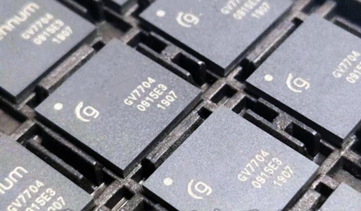 1-10pcs New GV7704-IBE3 GV7704 BGA169 video surveillance chip