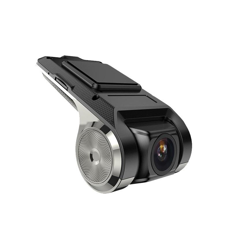 1080P Car DVR Camera Video Recorder WiFi ADAS G-sensor Recorder Android Auto Digital Video Recorder Dash Cam Full HD