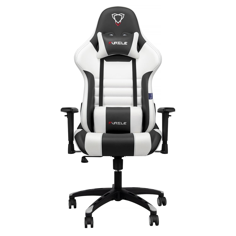 furgle-silla-blanca-de-ordenador-para-juegos-asiento-de-cuero-ideal-para-uso-en-oficina-escritorio-y-con-ordenadores