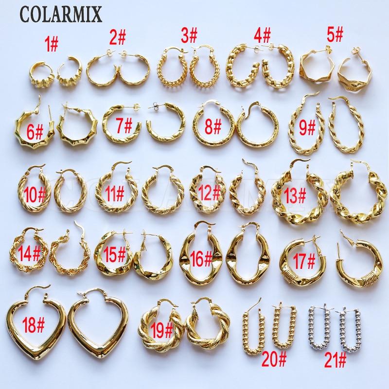 10 أزواج من الأقراط المتدلية للنساء ، أنواع متعددة ، إكسسوارات مجوهرات ، يمكنك اختيار نفس السعر لخلط 51070