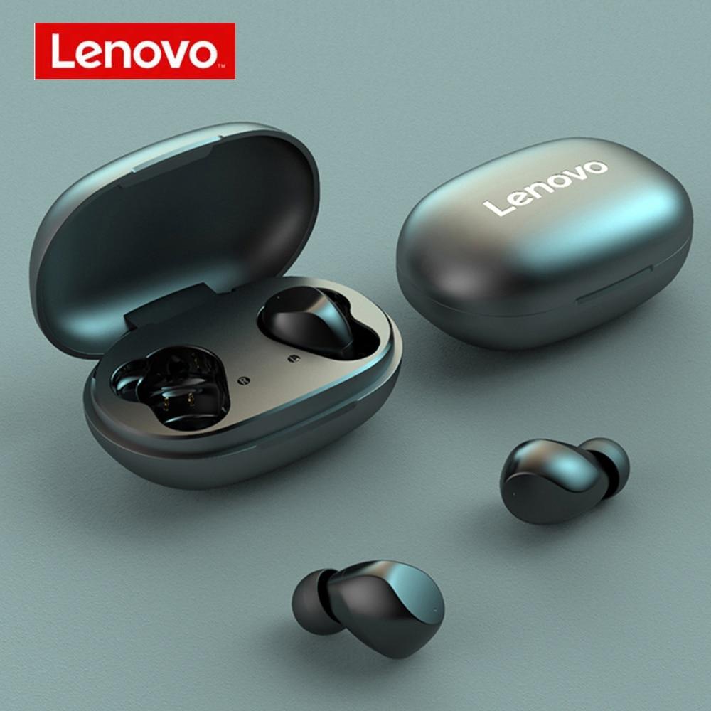 Lenovo-fones de ouvido tws sem fio, esportivo, alta fidelidade, bluetooth 5.0, para huawei, xiaomi e iphone