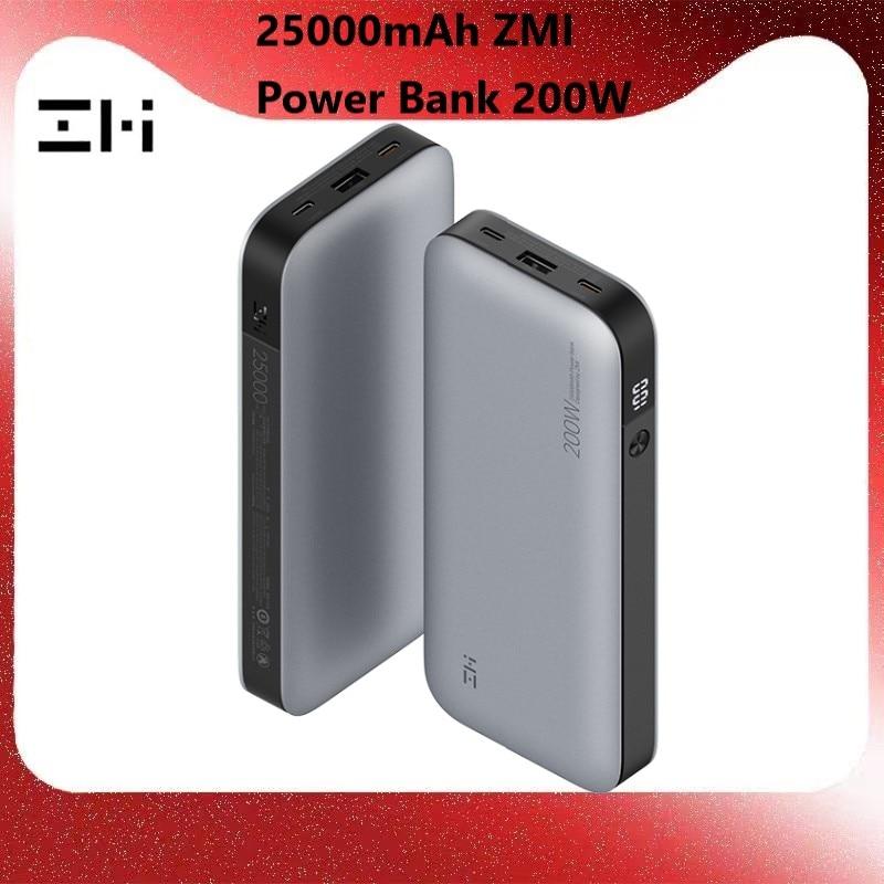 ZMI 25000mAh USB-C PD 100W