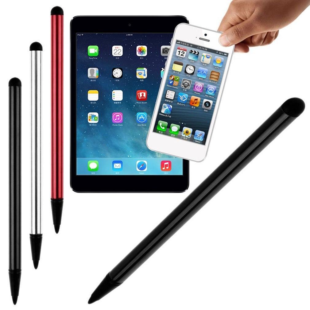 3 uds. De teléfono móvil de navegación, compatibilidad fuerte, lápiz óptico de pantalla táctil, bolígrafo de escritura a mano de Metal, adecuado para teléfono móvil
