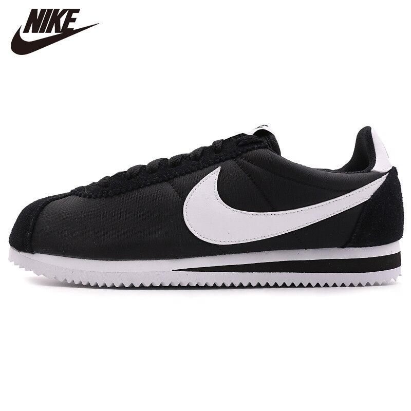 Original Nike Classic Cortez Nylon Herren Laufschuhe Sport Turnschuhe Rabatt Verkauf