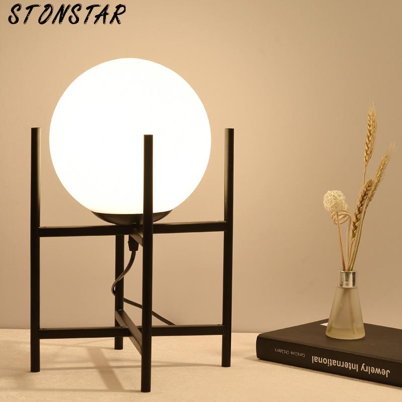 Nordic Led Table Lamp Children Bedside Nigh Light Study Room Desk Lamp Modern Nightstand Table Lamp Home Art Decor Bed Side Lamp