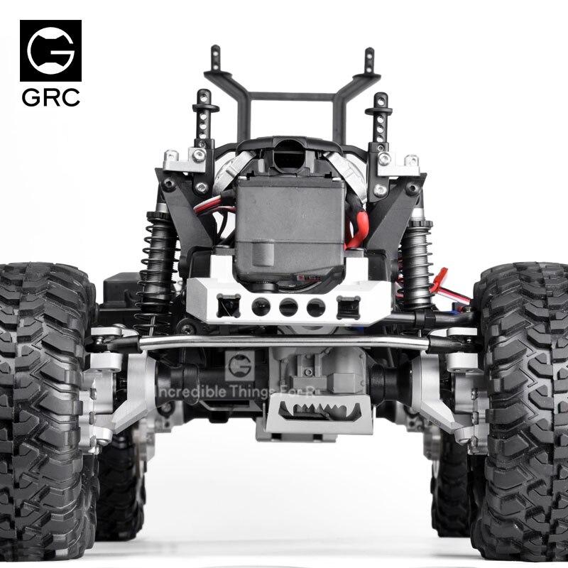 GRC trx4 G2 Ackerman kingpin sinking steering C seat servo rod kit for 1 / 10 RC tracked vehicle traxxas trx-4 TRX 4 enlarge