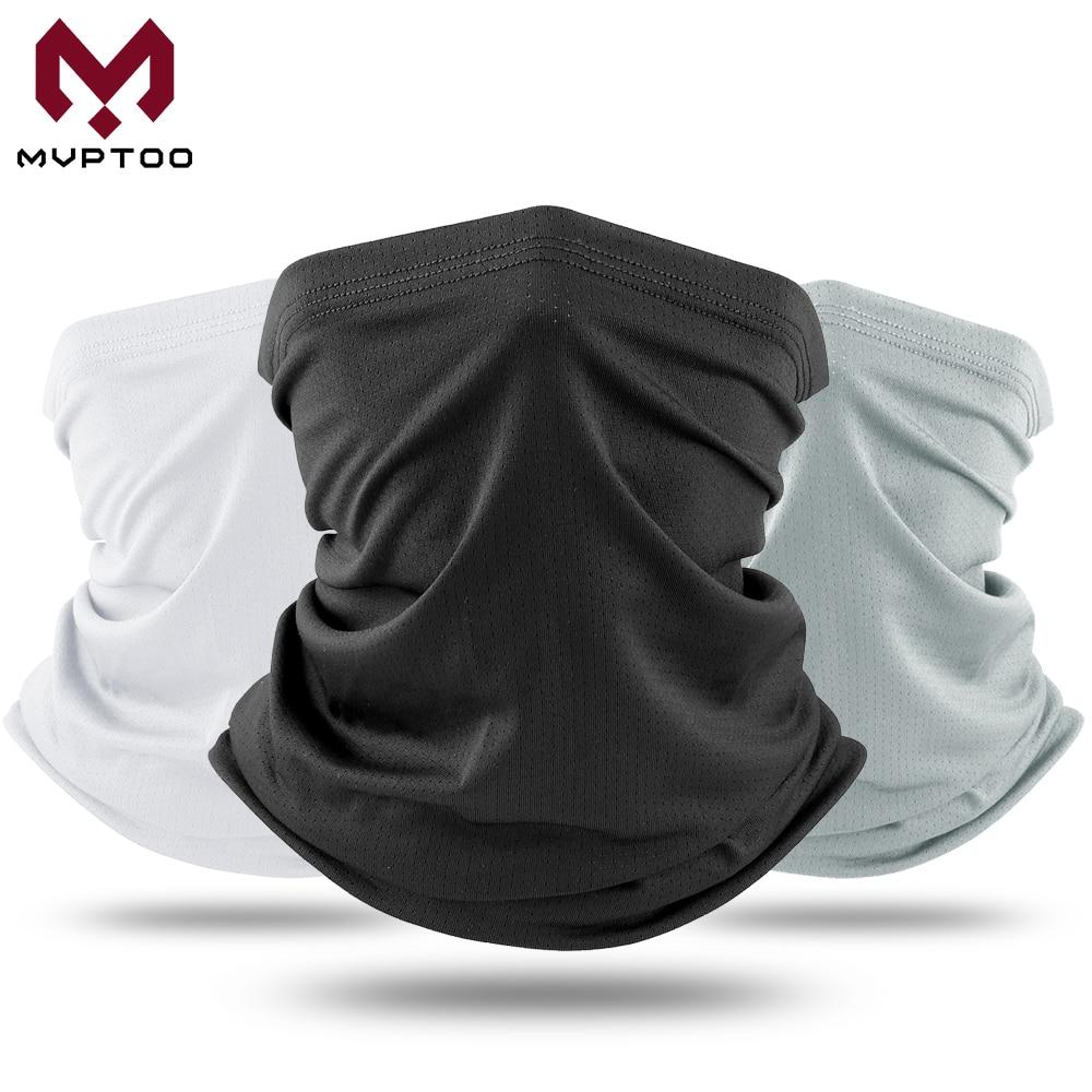 Breathable Motorcycle Balaclava Moto Summer Cycling Neck Gaiter Headband Tube Scarf Motorbike Bandana Sun UV-Anti Men Women New