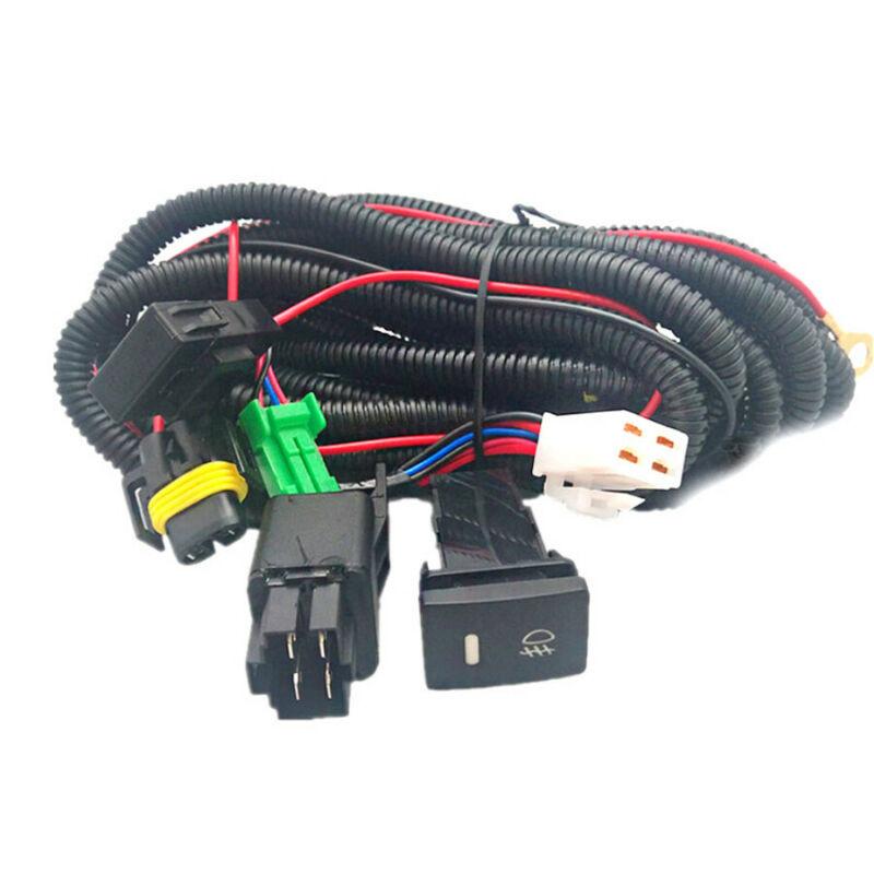 12 В противотумансветильник 40 А проводка жгут проводов для Toyota розетки Комплект проводов практичный