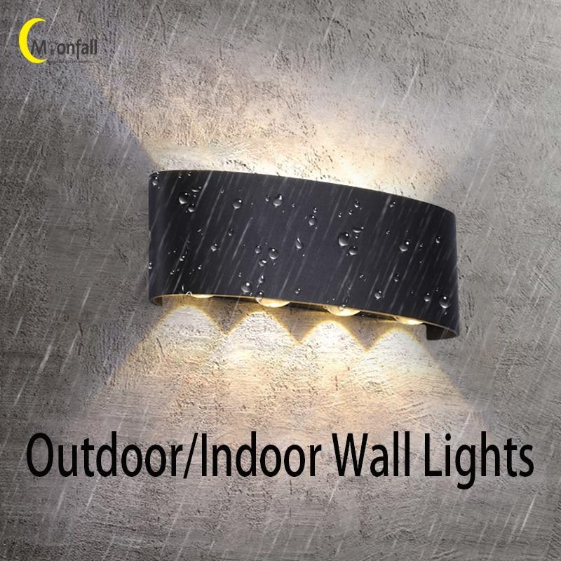 Cmoondrop-Lámpara de Pared nórdica para dormitorio, Luz de Pared para decoración de...