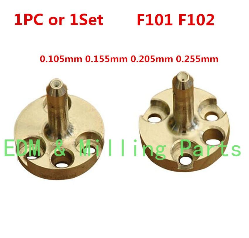 1PC/1Set EDM Wire F101 F102 Diamond Guide A290-8021-X765/766/767 A290-8021-X773/774/775/776/777  For FANUC O.P.Q.R.R.T.W Service